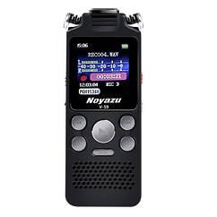 Диктофон для записи разговоров цифровой Noyazu V59 8 ГБ памяти 100088 ZZ, КОД: 1439084