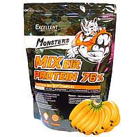 Сывороточный протеин Excellent Nutrition MIX Elit Protein 76% 1000 г