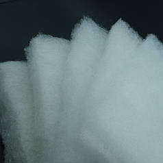 Синтепон швейный, синтепон мебельный, утеплитель плотность 400 г/м2 , 1 рулон - 15 пог. м