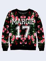 Cвитшот MARGIE 17; XXS, XS, S, M, L, XL, фото 1