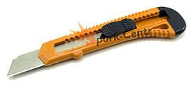 Нож строительный 18 мм LT