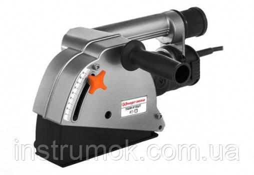 Штроборез ручной 150 мм, 1600 Вт Энергомаш УШМ-915ШТ