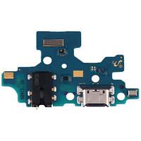 Роз'єм зарядки Samsung Galaxy A41, SM-A415F (з платою)