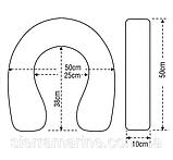 """Підкова Рятувальний Круг """"Lalizas Lifebuoy Basic I, 140N"""", (Жовтий), фото 2"""