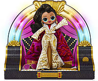 УЦЕНКА (Примятые коробки) Кукла LOL Surprise OMG Remix Collector Jukebox B.B. 2020 - Селебрити (569879)