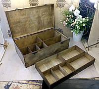 Сундук органайзер 45х25х15см 5+3мм