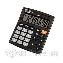 Калькулятор Citizen SDC-805NR 8 разрядов