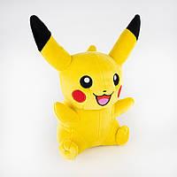 Мягкая игрушка Weber Toys Покемон Пикачу с открытым ртом 20 см 611-1 TR, КОД: 1463664