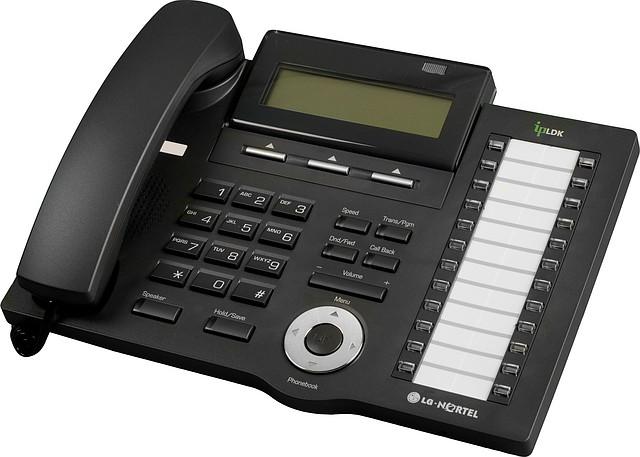 Системный телефон LDP-7024D