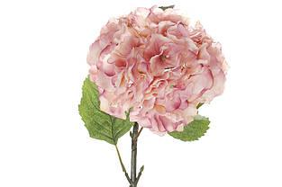 Декоративный цветок Гортензия, 81см, цвет - розовый BonaDi 709-504
