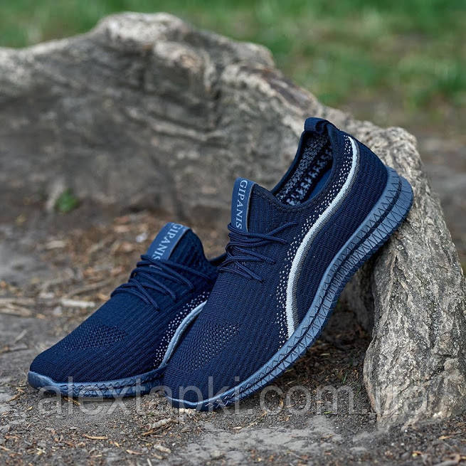 Чоловічі кросівки Гіпаніс KA 943 СИНІЙ