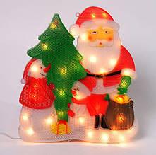 Светящееся панно, 35 лампочек, постоянное свечение BonaDi 770-243