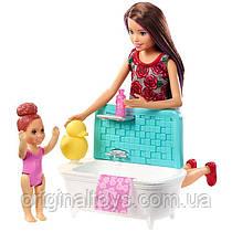 Игровой набор Барби Скиппер Няня Barbie Skipper babysitters Mattel