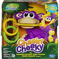 "Игра ""Озорная обезьянка Чика""' из серии 'Elefun & Friends' от Hasbro"