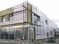 Утепление фасадов пенопластом или минеральной ватой