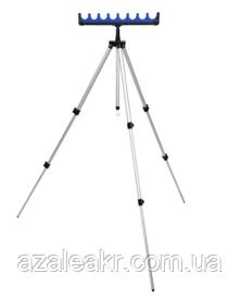 Телескопічна тринога Flagman для 8-ми вудилищ