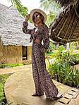 Женский костюм, суперсофт, р-р С-М; Л-ХЛ (леопард), фото 2