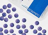 Таблетки Curaprox Disclosing Tablets для індикації зубного нальоту 12 шт ШВЕЙЦАРІЯ, фото 2