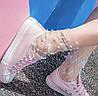 Женские модные носки, капроновые носки, фото 2