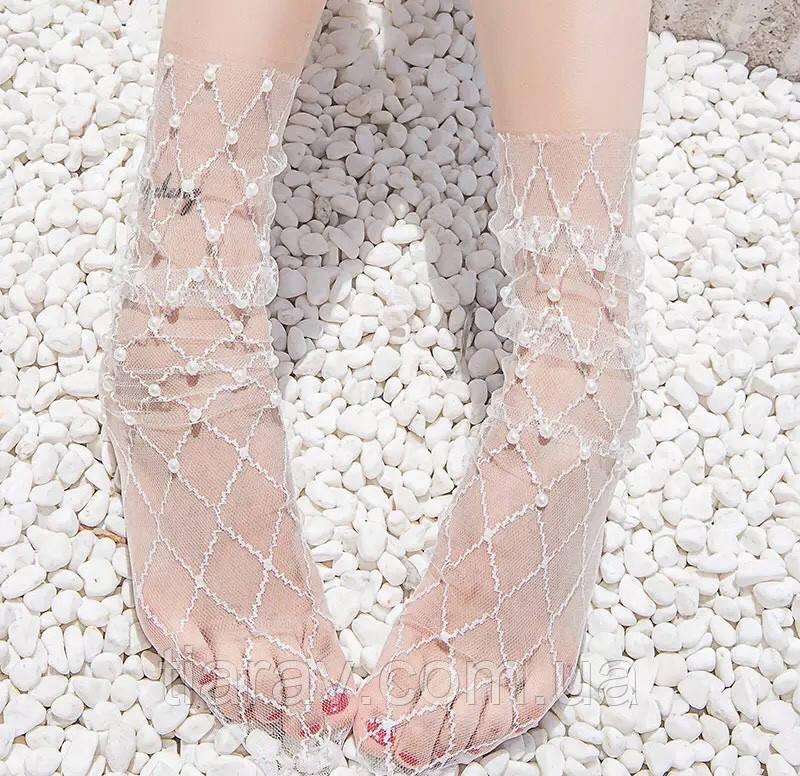 Женские модные носки, капроновые носки