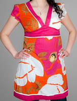 Платье Red Hot (Англия, Португалия). 100% хлопок! Размеры: S, M, L, XL. Акционная цена!