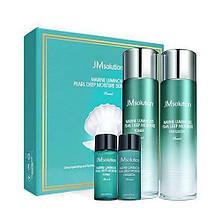 Набор для глубокого увлажнения кожи JM Solution Marine Luminous Pearl Deep Moisture Skin Care Set