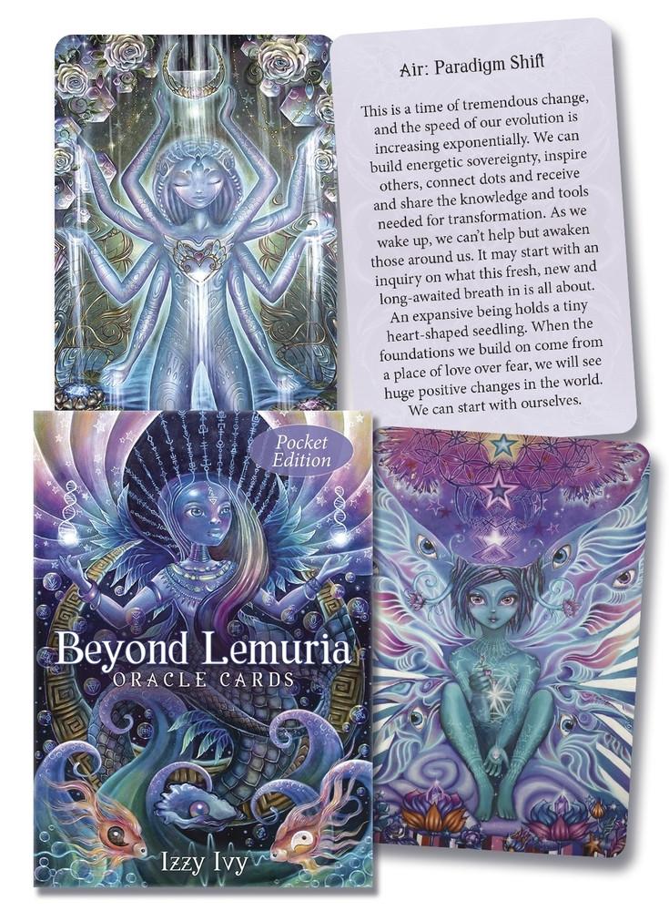 Beyond Lemuria Pocket Edition/ Оракул за Межами Лемурії (кишенькове видання)