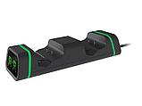Док-станція з підсвічуванням DOBE + 2 акумулятора для геймпадів Xbox One / Series (S/X) (TYX-19006X), фото 3