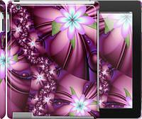 """Чехол на iPad 2/3/4 Цветочная мозаика """"1961c-25"""""""