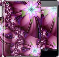 """Чехол на iPad mini Цветочная мозаика """"1961c-27"""""""