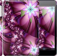 """Чехол на iPad mini 3 Цветочная мозаика """"1961c-54"""""""