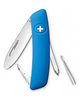 Швейцарский нож SWIZA J02 Junior Голубой 21.1031 TV, КОД: 111127