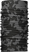 Бандана-трансформер Бафф Серый с черным BT001 5 SK, КОД: 1348096