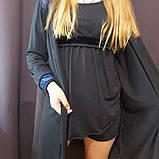 Комплект піжаму та халат для вагітних і годуючих, фото 3