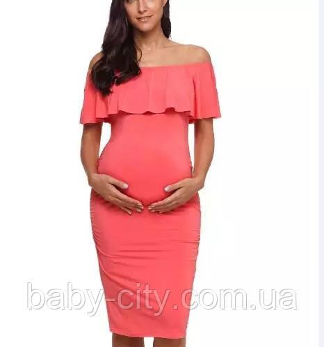 Літнє плаття для вагітних