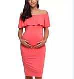 Літнє плаття для вагітних, фото 4