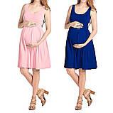 Літнє плаття для вагітних, фото 2