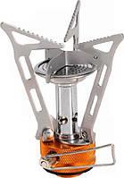Газовая горелка складная Tramp TRG-042 Серебристый 007591 TV, КОД: 949787