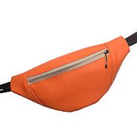 Поясная сумка бананка Sambag Soho BSO Оранжевый 82119029 SK, КОД: 2376107
