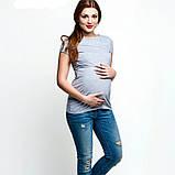 Футболки для вагітних і годуючих мам, фото 3