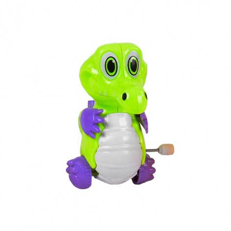 """Заводная игрушка """"Динозаврик"""" 908 (Салатовый), фото 2"""
