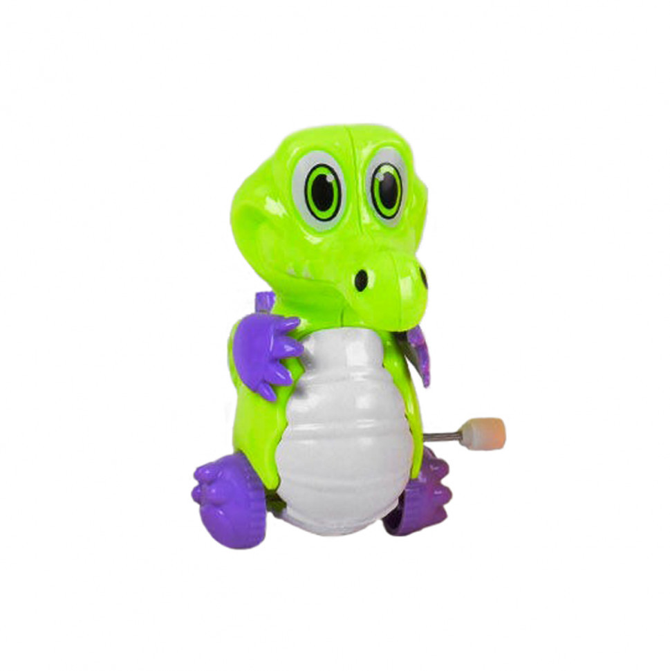 """Заводная игрушка """"Динозаврик"""" 908 (Салатовый)"""