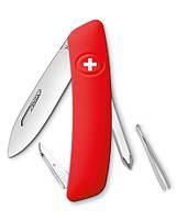 Швейцарский нож SWIZA D02 Красный 201000 TV, КОД: 111142