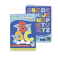Книга интерактивная Smart Koala Английский алфавит SKBEA1 TV, КОД: 2433037