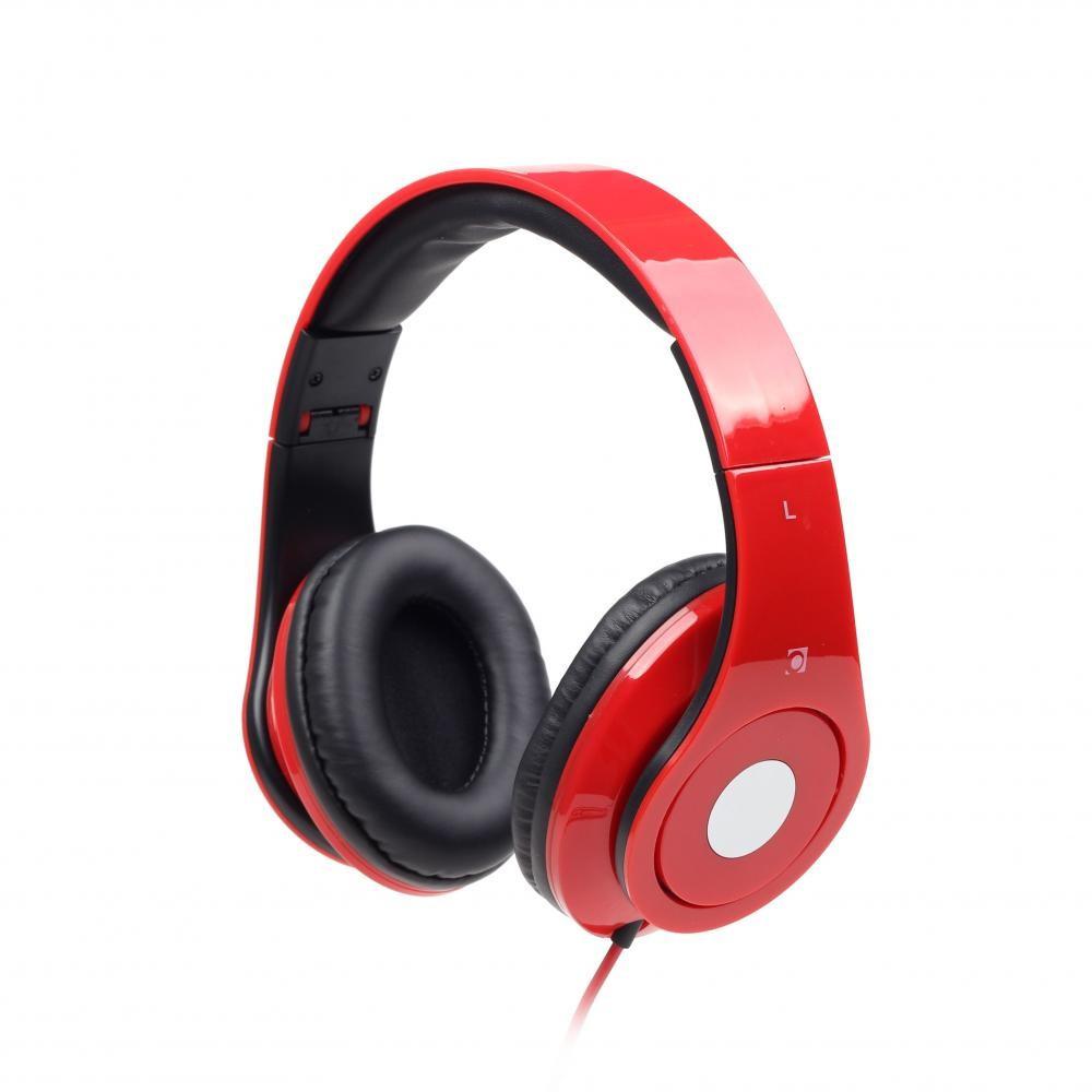 Гарнітура GMB Audio MHS-DTW-R Red глянсовий