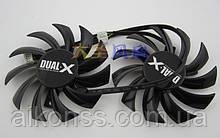 Кулер відеокарти FirstD FD7010H12S MSI R6750 MSI N560GTX R6790 R6870