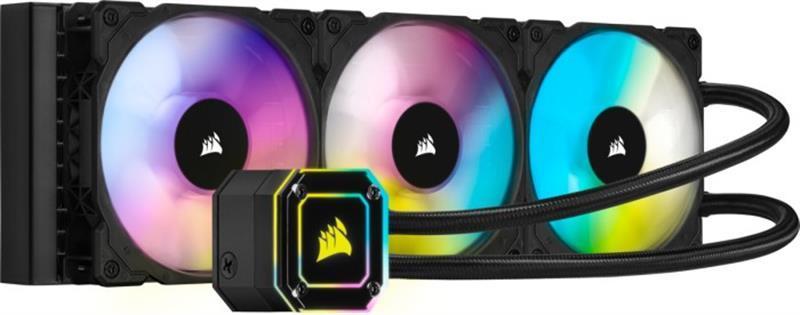 Система водяного охолодження Corsair iCUE H150i Elite Capellix RGB (CW-9060048-WW), Intel: