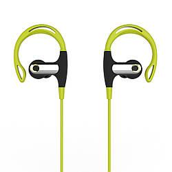 Беспроводные наушники Romix S2 Sport Wireless Headphone RWH S2 Tea Green-Black ES, КОД: 103881