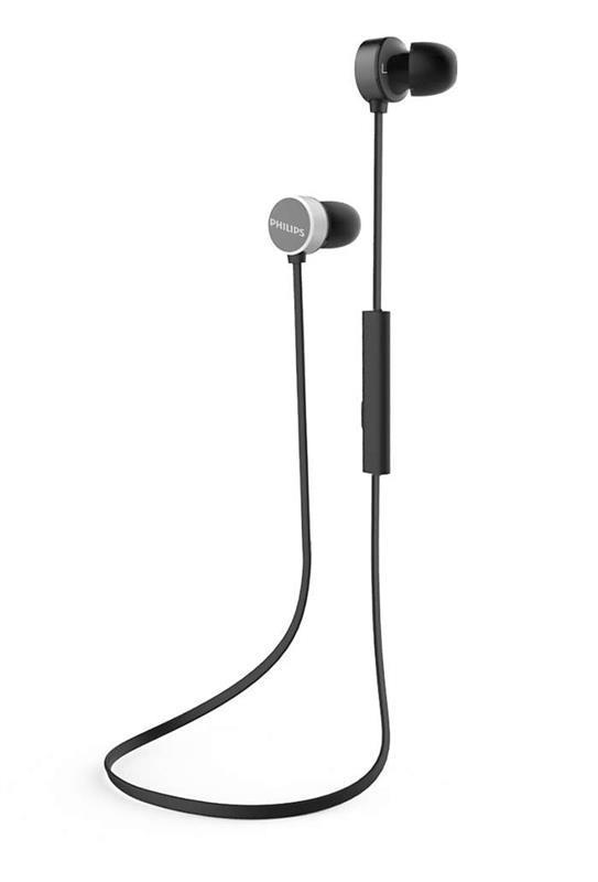 Bluetooth-гарнітура Philips TAUN102BK/00 Black