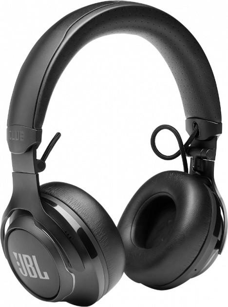 Bluetooth-гарнітура JBL Club 700BT Black (JBLCLUB700BTBLK)